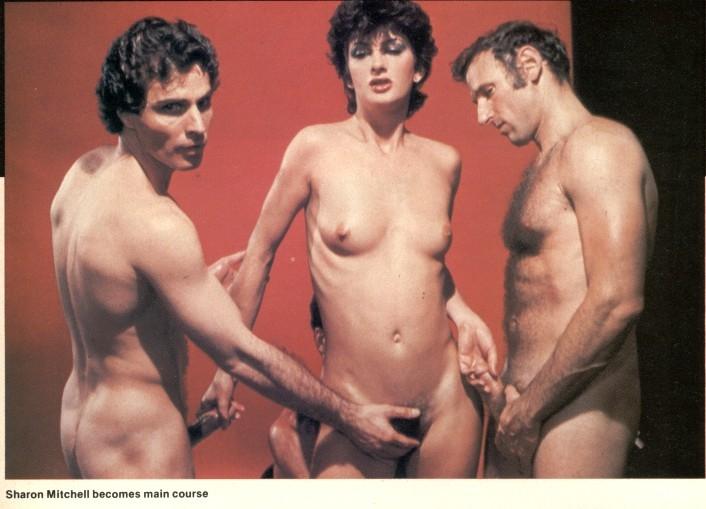 Порно фото шэрон митчелл
