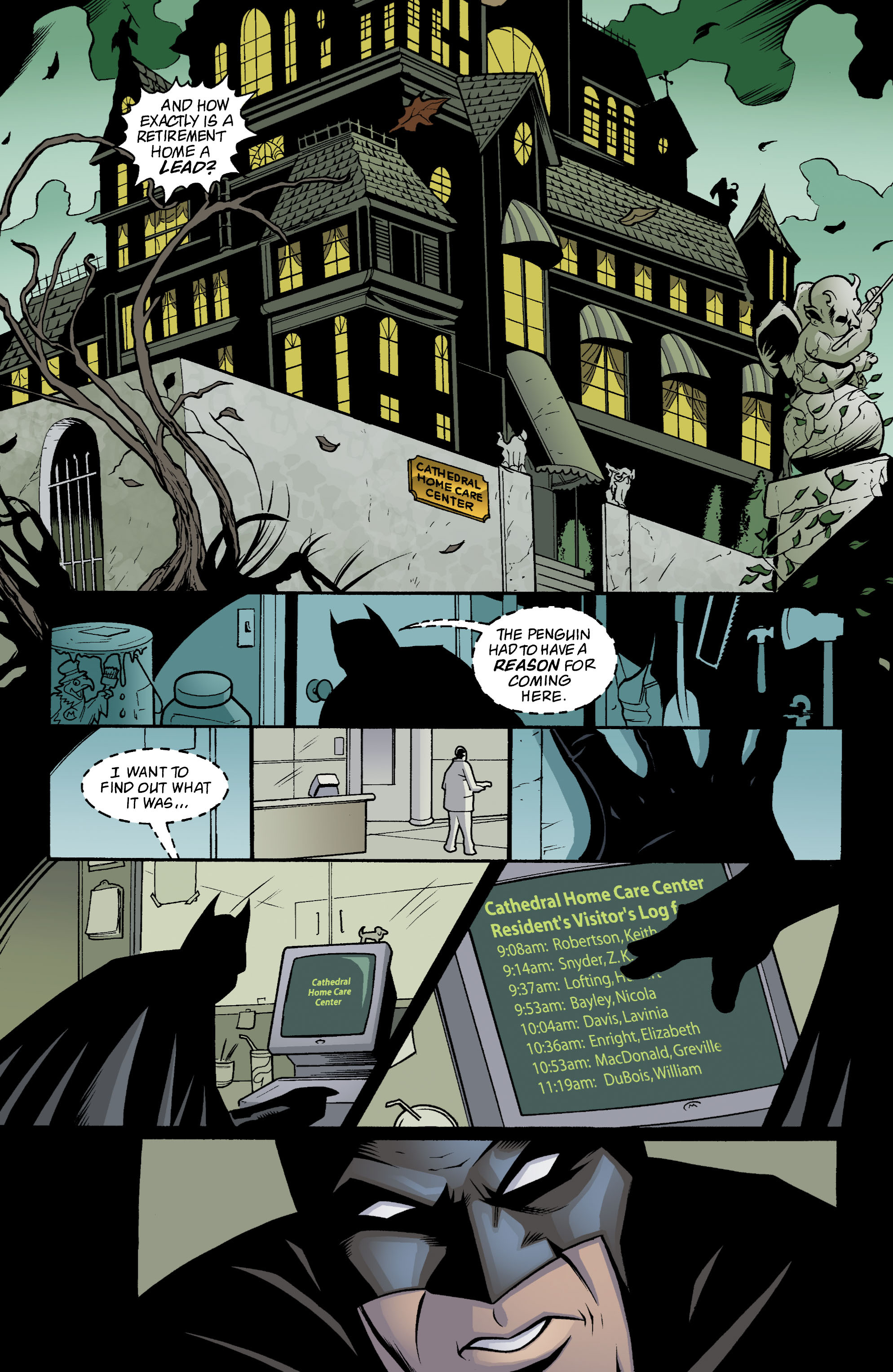 Detective Comics (1937) Issue #779 Page 9