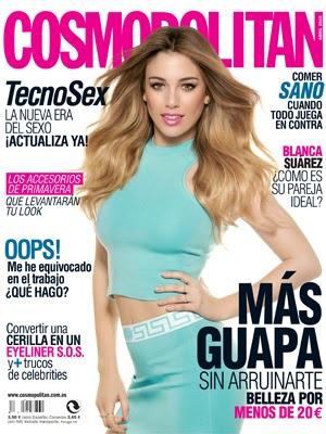 Regalos revistas Abril 2015: Cosmopolitan