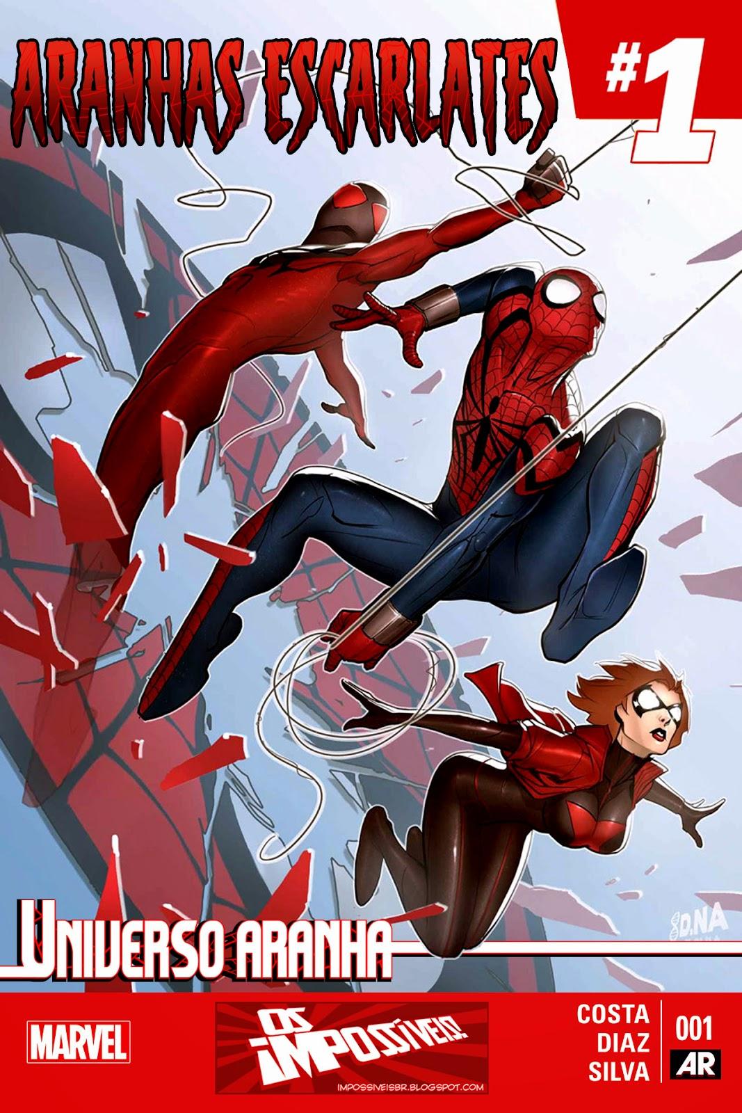 Aranhas Escarlates #1