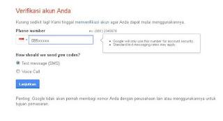 Cara Membuat Gmail