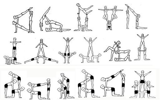 Acro Dance Moves