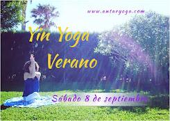 Yin Yoga Verano