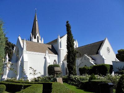 NG Kerk Stellenbosch