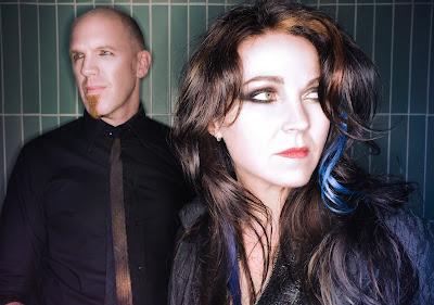 Meet LA's Prominent Darkwave Duo, Collide