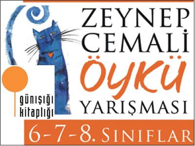 Öykücü Zeynep Cenali anısına düzenlenen öykü yarışması.