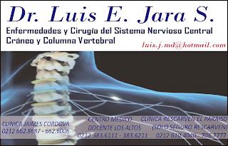 DR. LUIS E. JARA S. en Paginas Amarillas tu guia Comercial