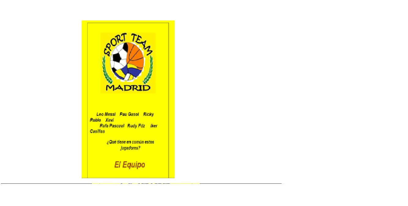Sport Team Madrid: Como hacer un diploma