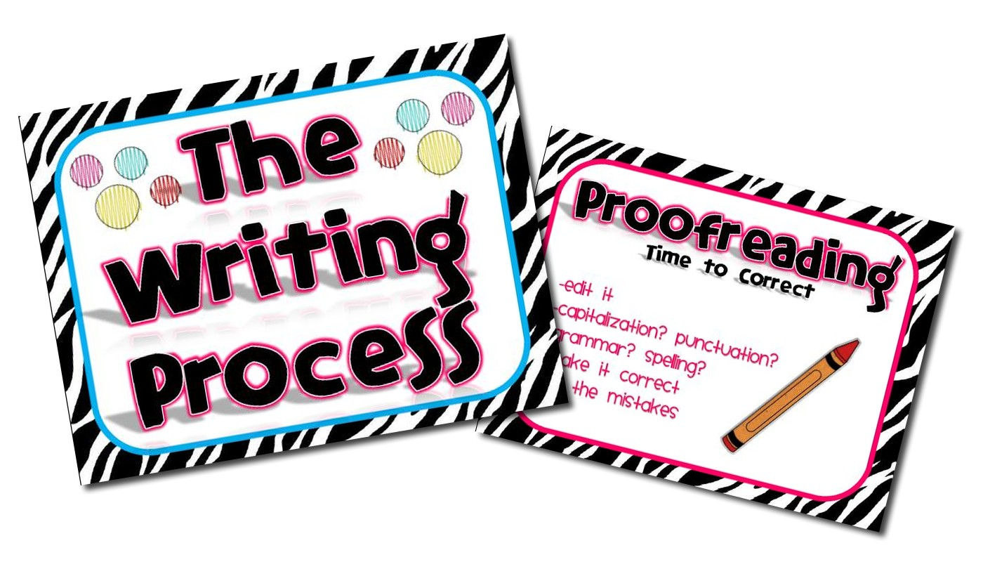 writing process printable posters Short and sweet {writing process posters} i have been totally inspired by the all too adorable writer's eyes on pinterest i love your writing process posters.