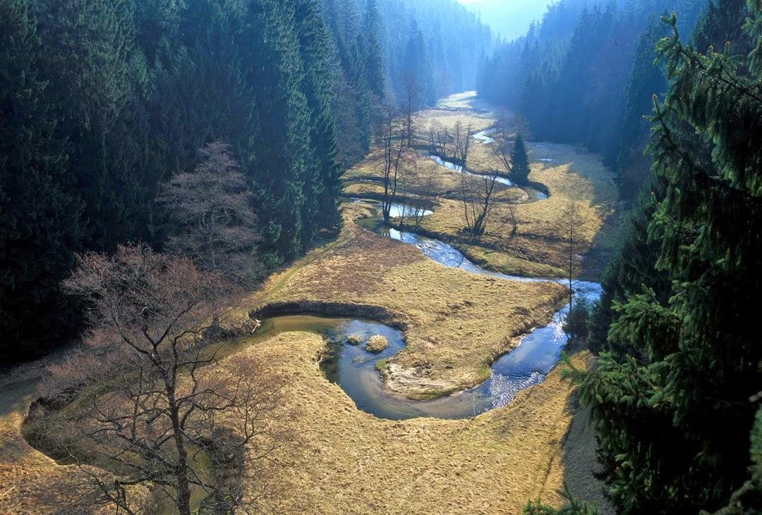 Bohemian Switzerland,