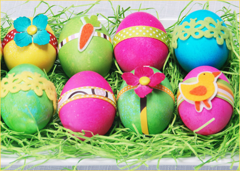 Jessica 39 S Visual Moments Awesome Easter Egg Decorations