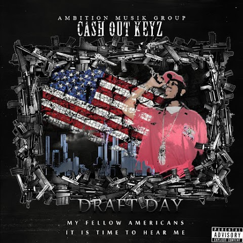 MIXTAPE REVIEW: Cash Out Keyz - Draft Day (Hosted By AMG)