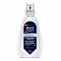 Crest Clinical Mouthwash 472 ml