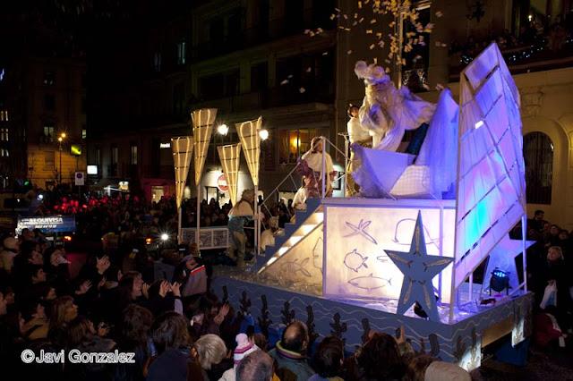 cabalgata, reyes, Lleida,