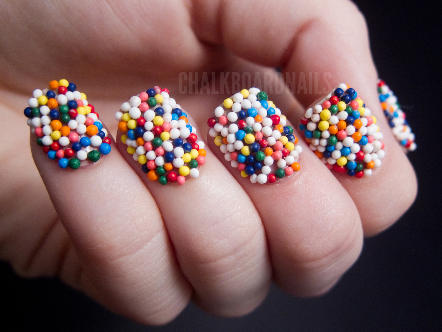 Candy Warrior - Makeup and Nail Collaboration with Daynasaur of ...
