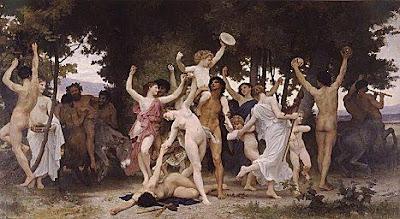 Celebración de las Saturnales