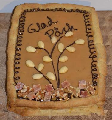 Mazurek en polsk traditionell kaka