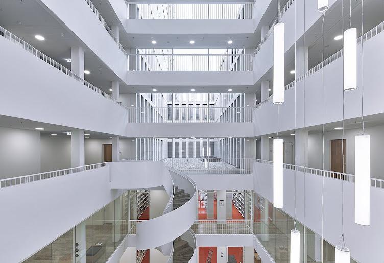 DIPF FFM K9 Architekten