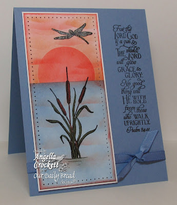 "ODBD ""With Heartfelt Sympathy"", ""Bookmarks - Scriptures"", Card Designer Angie Crockett"