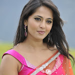 Anushka Latest Hot Stills In Saree