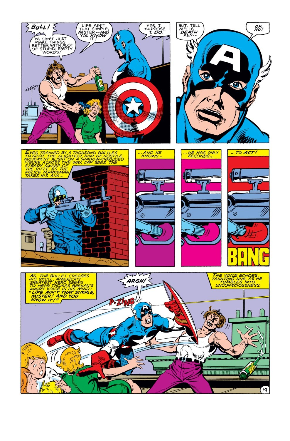Captain America (1968) Issue #284 #200 - English 20