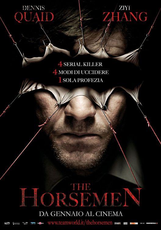 Horsemen (2009) อำมหิต 4 สะท้าน