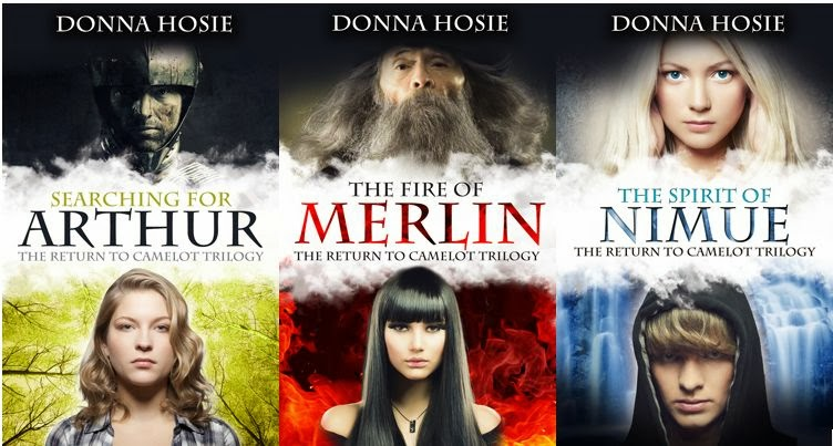 Donna Hosie on Amazon.com