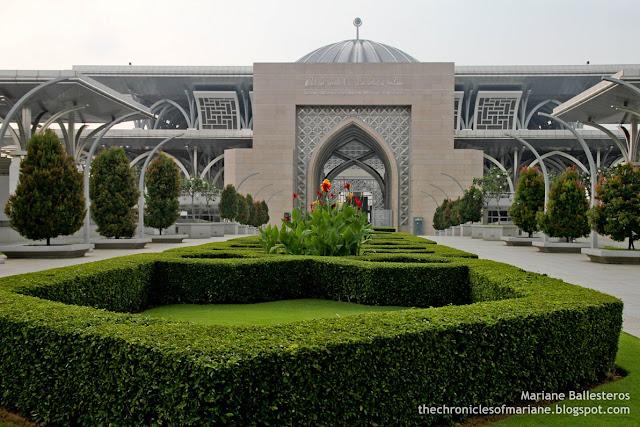 Grand Mosque purtajaya