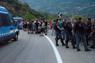 Aumentati i controlli in Valle di Susa (Luca Perino)