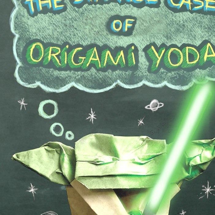 The Strange Case Of Origami Yoda Easy Origami Yoda