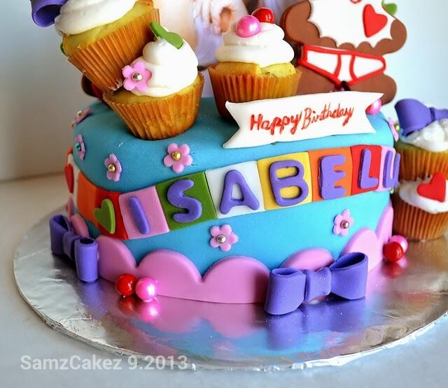 Samz Cakez Cake Feature Katy Perry Cake