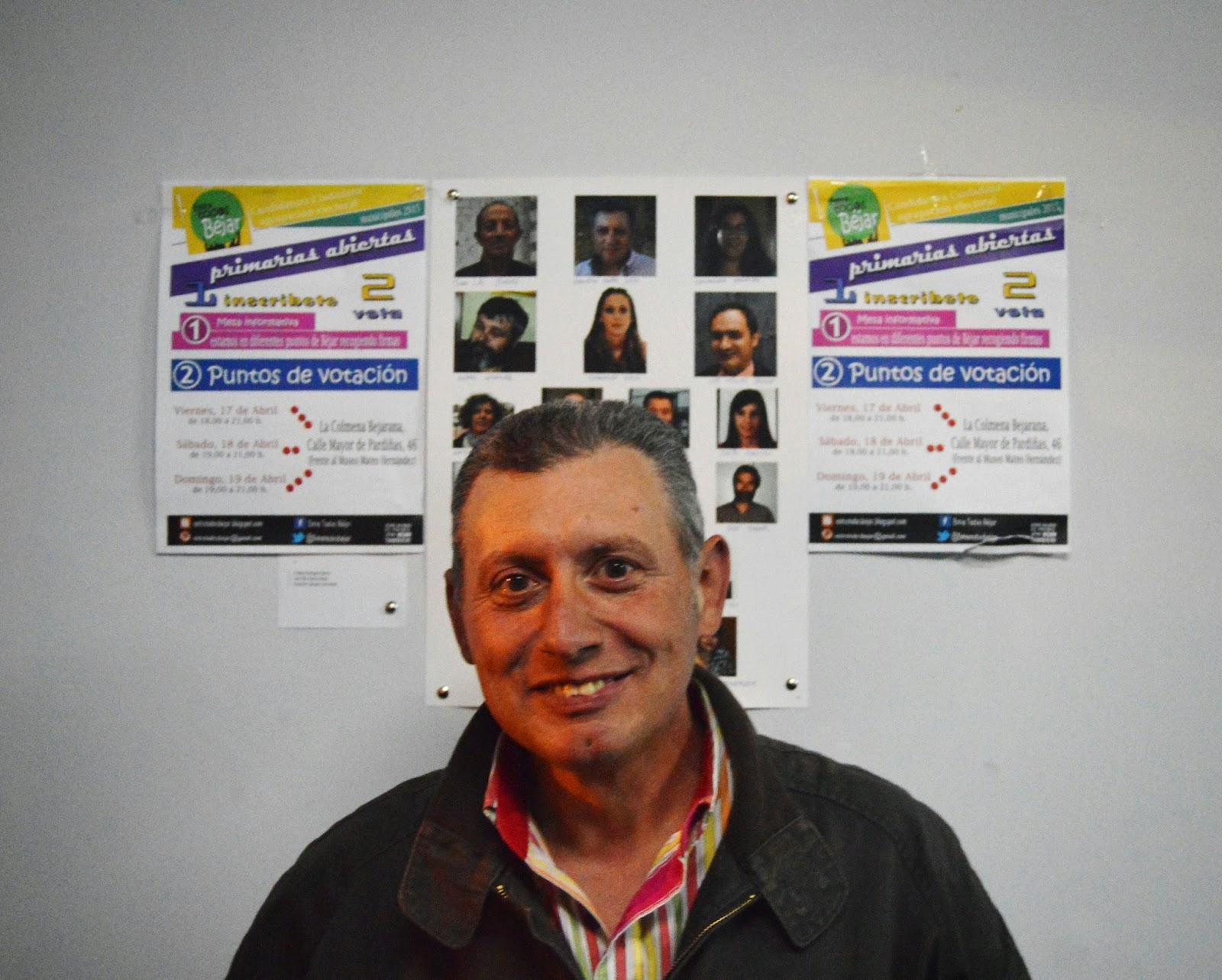 Francisco Javier Yuste Hernández.