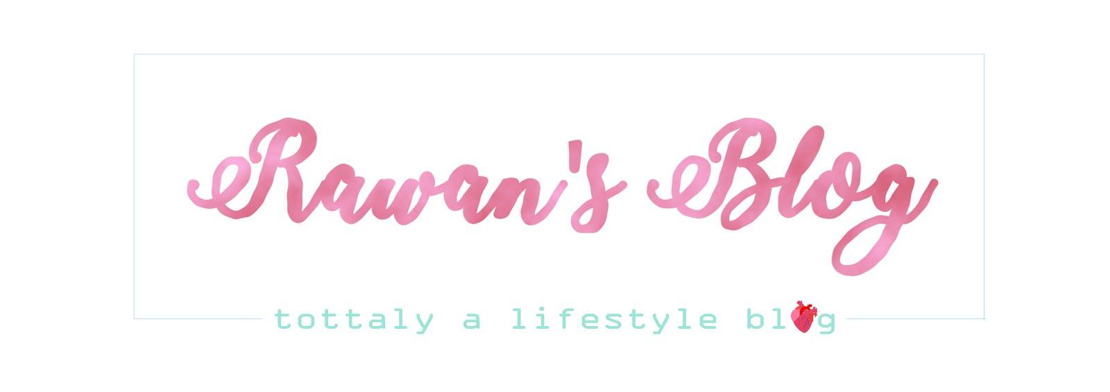 Rawan's Blog  | مدونة روان