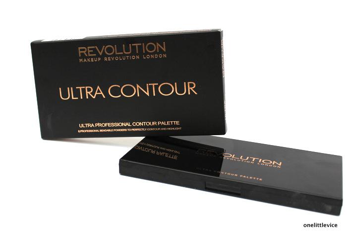 drugstore contour palette: one little vice beauty blog