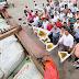 Entrega Rolando a ganaderos alimento mejorado del Programa de Secas