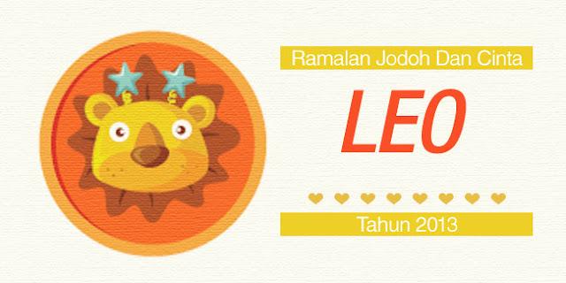 Bintang Leo : Ramalan Jodoh Dan Cinta Tahun 2013