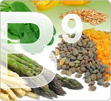 Sumber Vitamin B9