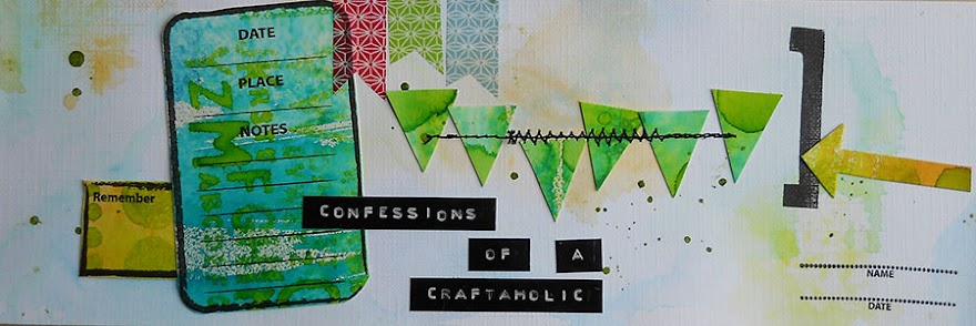 confessions of a craft-a-holic