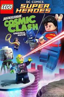 Liga De La Justicia Lego: Batalla Cósmica (2016) Online
