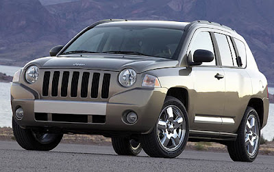 Jeep 2008 Compass Owner's Manual