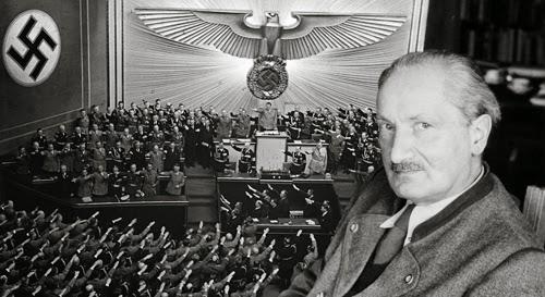 Image result for heidegger nazism fascism