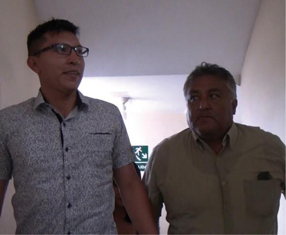 Suboficial Puscan Cardozo se pone a derecho por el caso de policías detenidos