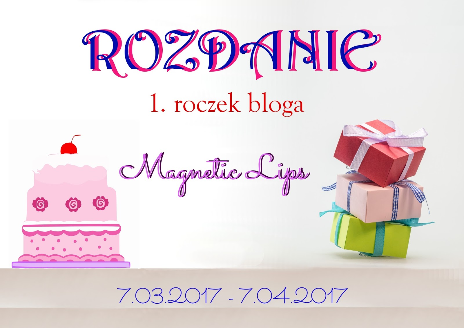 Rozdanie do 07.04 - Joanna M - Magnetic Lips