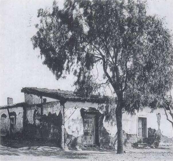 Casa De Estudillo Circa 1890
