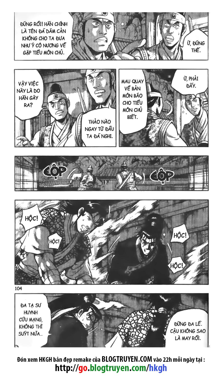 Hiệp Khách Giang Hồ chap 336 Trang 17 - Mangak.info