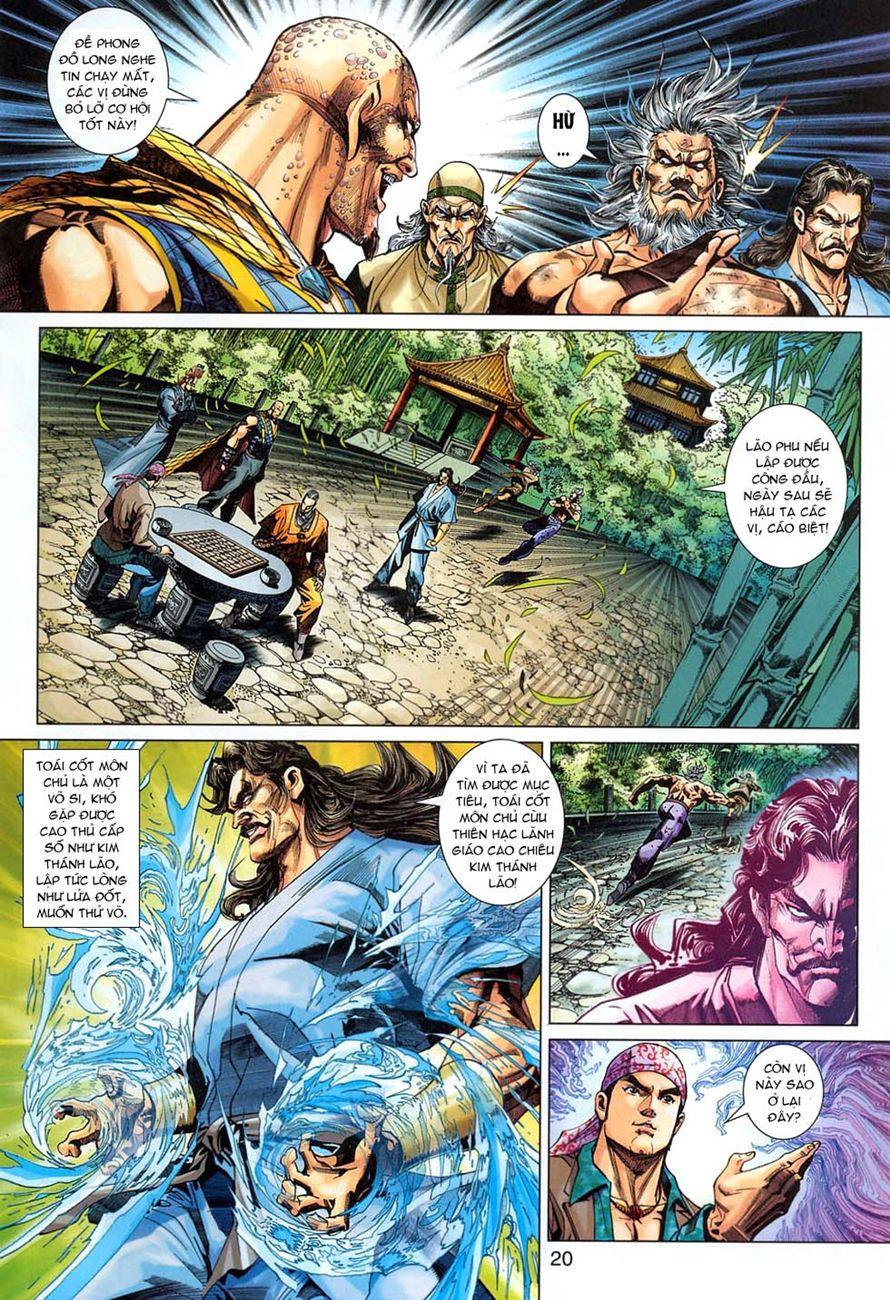 Tân Tác Long Hổ Môn chap 294 - Trang 20