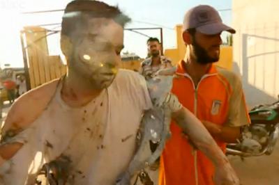 la-proxima-guerra-bbc-panorama-ataque-con-napalm-alepo-colegio-ninos-siria