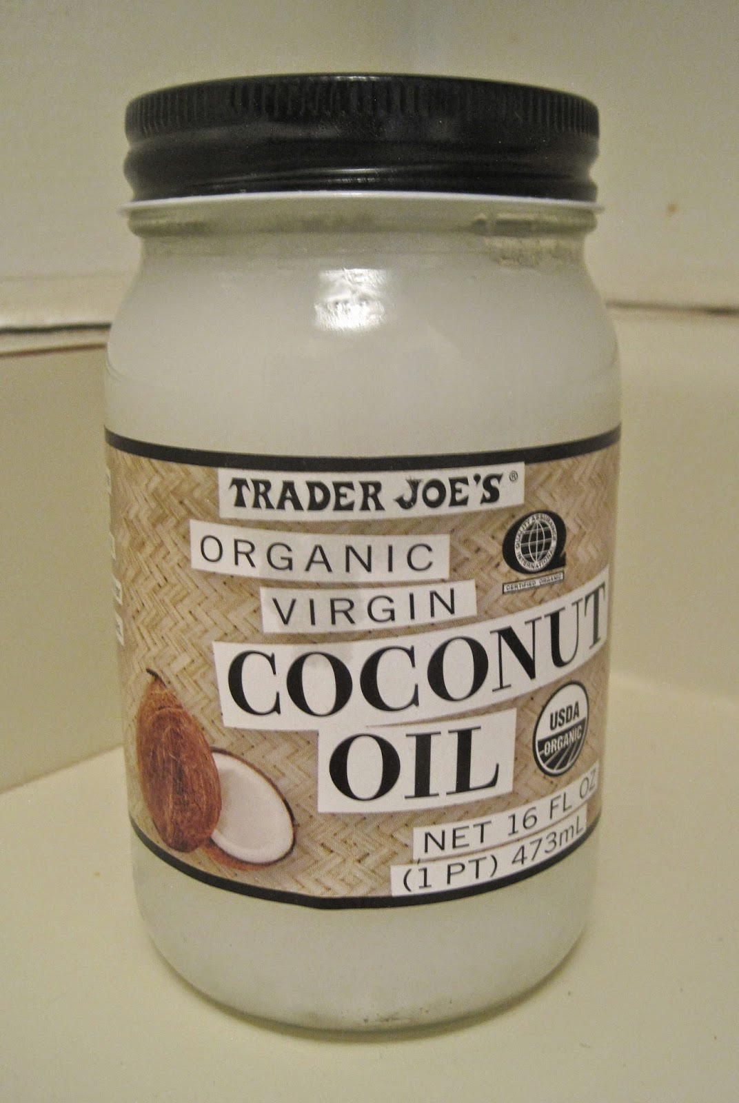 Trader Joe's Coconut Oil Vegan Organic - Veega Blog