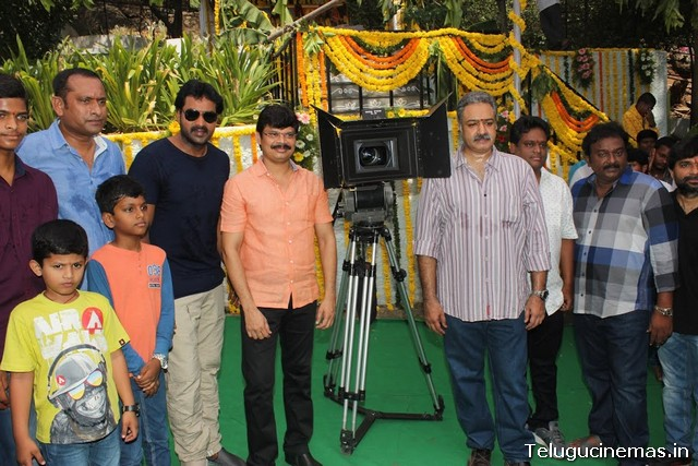 Sunil New Movie Launch,Sunil new film launch under RPA creations