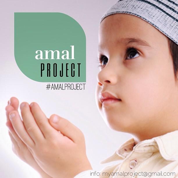 Amal Project Sedekah Derma Amal jariah Glampreneur Syria muslims
